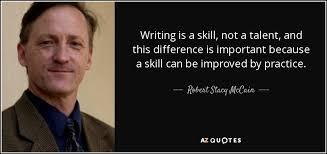 Skill bukan bakat atau talenta