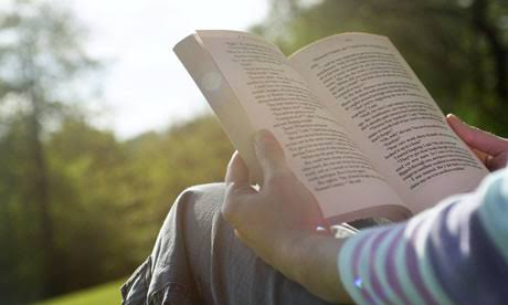Budaya Membaca di Jerman