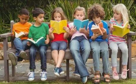 Budaya Membaca di Amerika