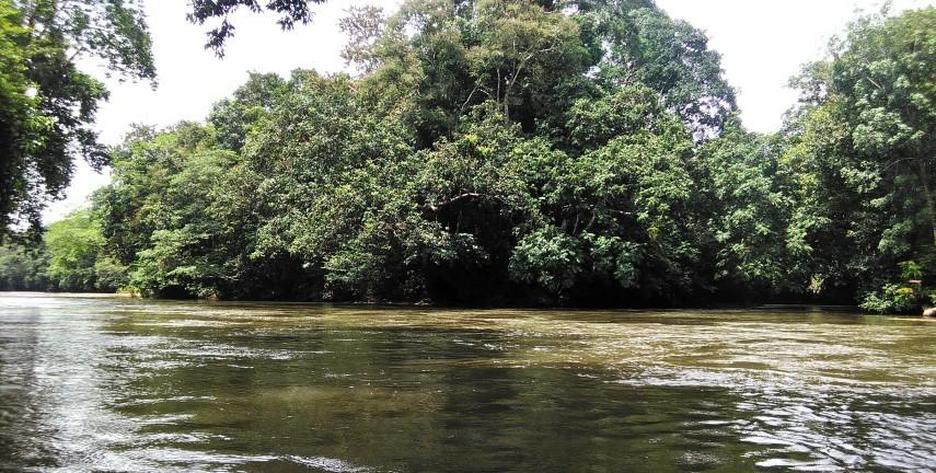 Pulau Inuhan tempat Kahingai bertemu Dewata