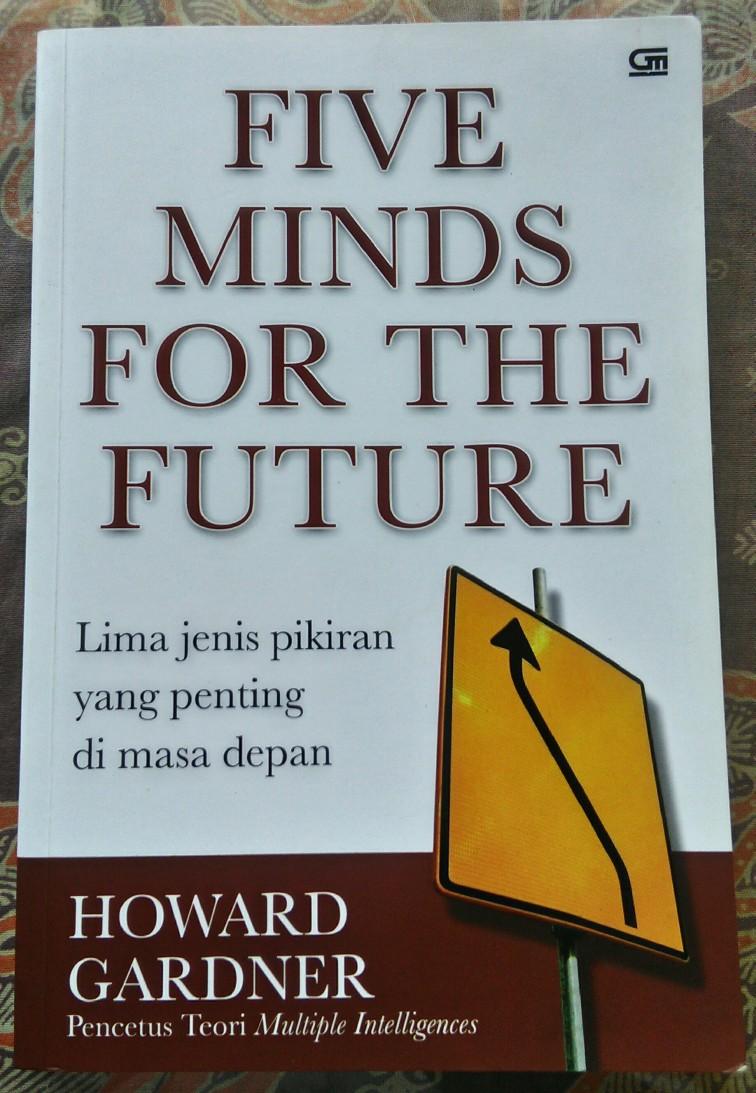 Buku psikologi Howard Gardner